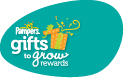 pampers gifts to grow free reward code